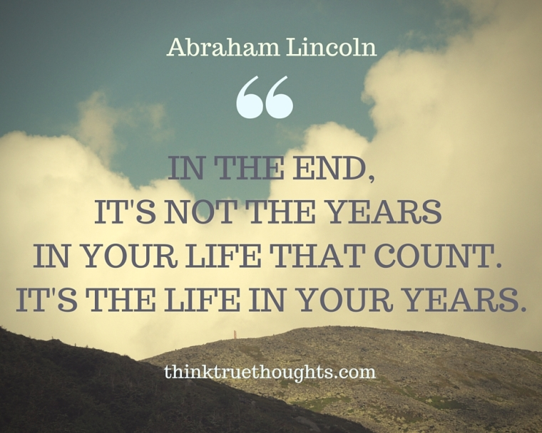 Years quote_Lincoln