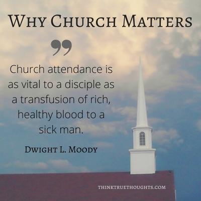 Church Matters, Pt. 1