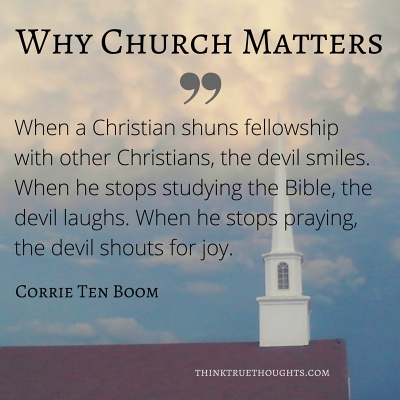 Copy of Church Matters, Pt. 1