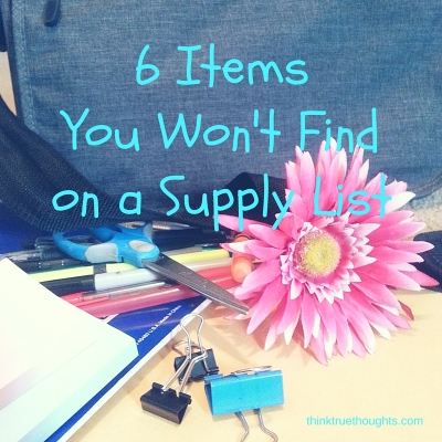 6 Items
