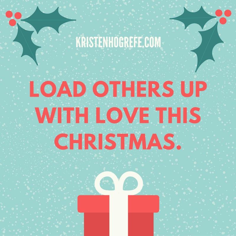 Christmas Giving.Christmas Giving Giveaways
